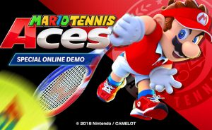 Nintendo eShop Downloads North America Mario Tennis Aces