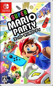 Nintendo FY3/2019 Super Mario Party