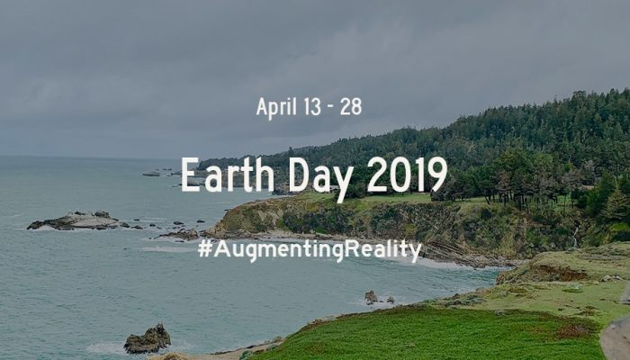 Niantic Labs: 'Announcing Earth Day 2019!'