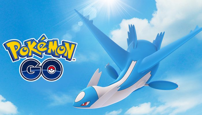 Niantic: 'Challenge Latios during this Special Raid Week!'