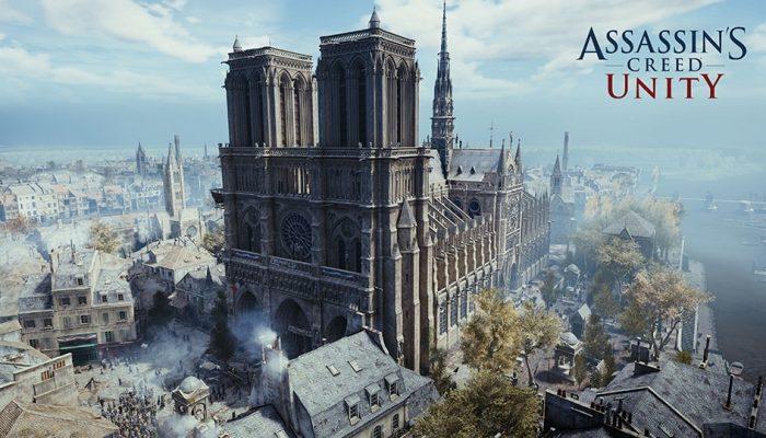 Ubisoft: 'Supporting Notre-Dame de Paris'