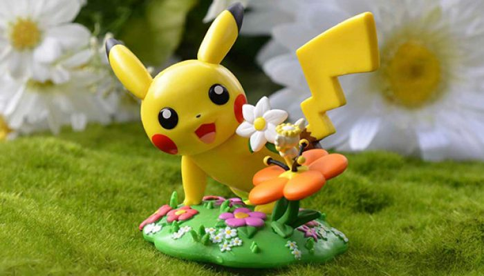 Pokémon: 'A New Pikachu Funko Figure Blossoms'