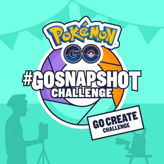 Pokémon Go Snapshot Challenge