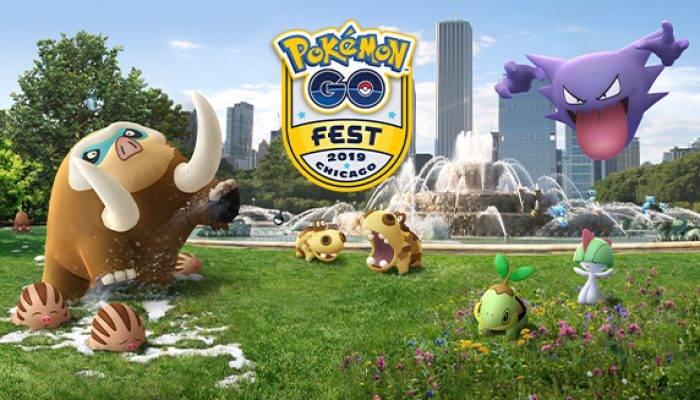 Pokémon: '2019 Pokémon Go Fest Events Announced'