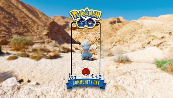 Pokémon: 'Bag Some Bagon on April Community Day'
