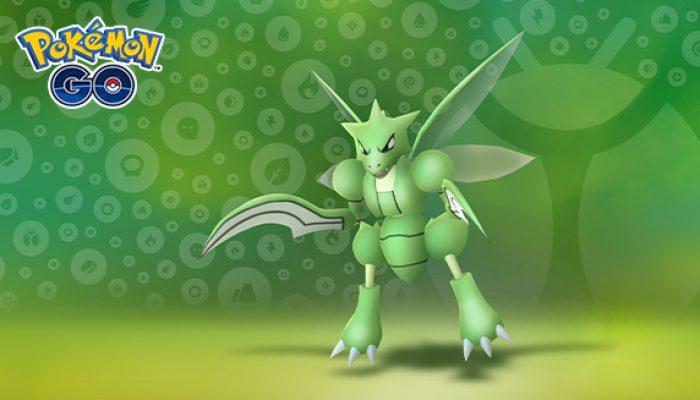 Pokémon: 'A Bug-Type Bounty in Pokémon Go'
