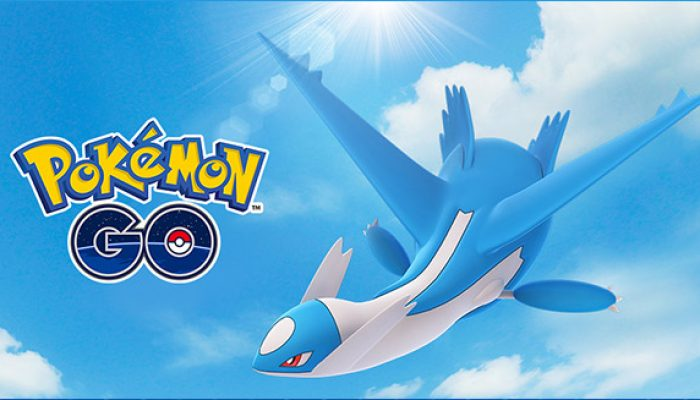 Pokémon: 'Latios Enters the Action in Pokémon Go'