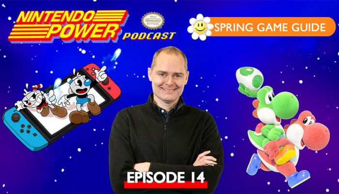 NoA: 'Nintendo Power Podcast episode 14 available now!'