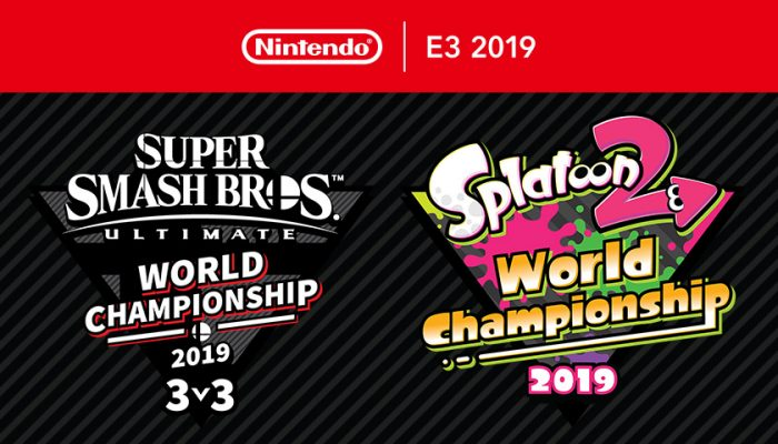 NoA: 'Nintendo Switch tournament series continues during Nintendo's activities at E3 2019'