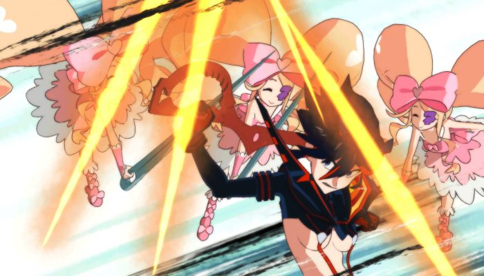 Kill la Kill IF – New Japanese Story Mode Screenshots
