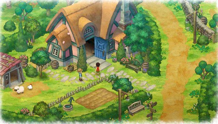 Doraemon Story of Seasons – Japanese Gameplay Screenshots and Character Artworks