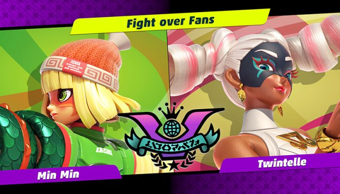 NoA: 'The Noodle House meets the Movie House as Min Min takes on Twintelle in the next Party Crash Bash!'