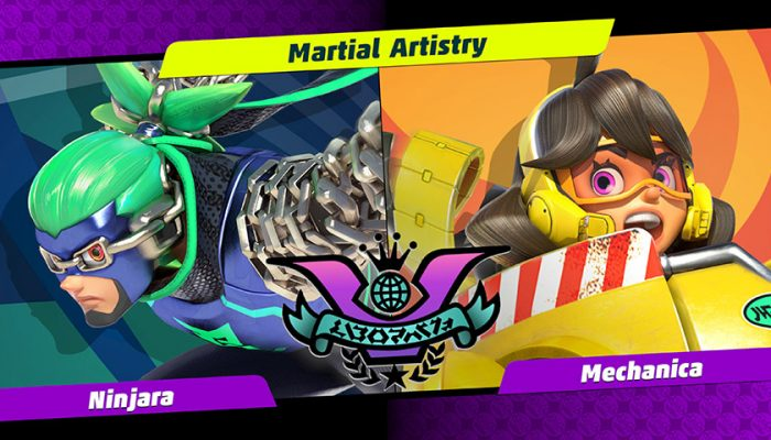 NoA: 'Who will have the scrappy ending? Ninjara faces off against Mechanica in the next Party Crash Bash!'