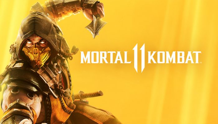 NoA: 'You're Next! Mortal Kombat 11 is here!'
