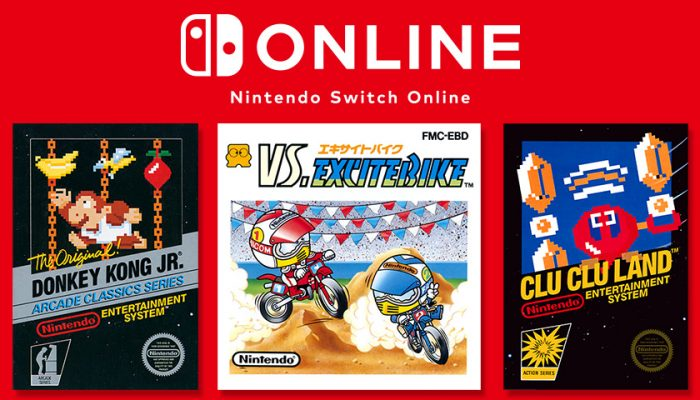 NoA: 'More Than 40 NES Games Now Available to Play on Nintendo Switch Online'