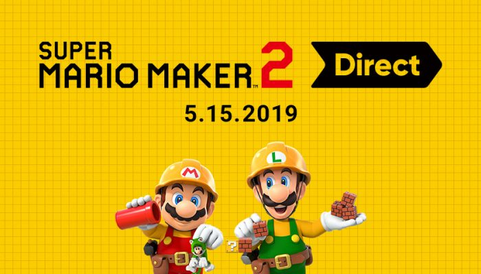 NoA: 'New Super Mario Maker 2 details revealed in latest Nintendo Direct presentation'