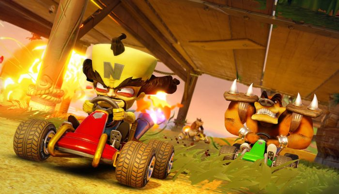 Activision: 'Announcement: Details of Crash Team Racing Nitro-Fueled Adventure Mode Revealed!'