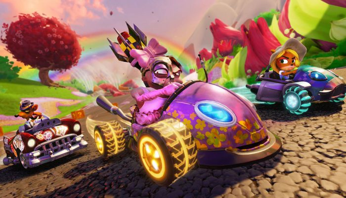 Activision: 'Announcement: Crash Bandicoot Customization Revealed!'