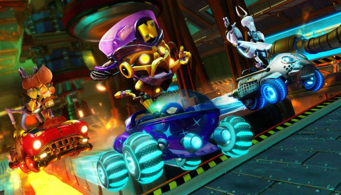 Activision: 'Announcement: More Characters and Skins Revealed in Crash™ Team Racing Nitro-Fueled!'