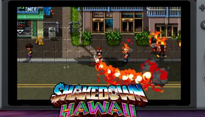 Shakedown Hawaii launches May 7 on Nintendo Switch