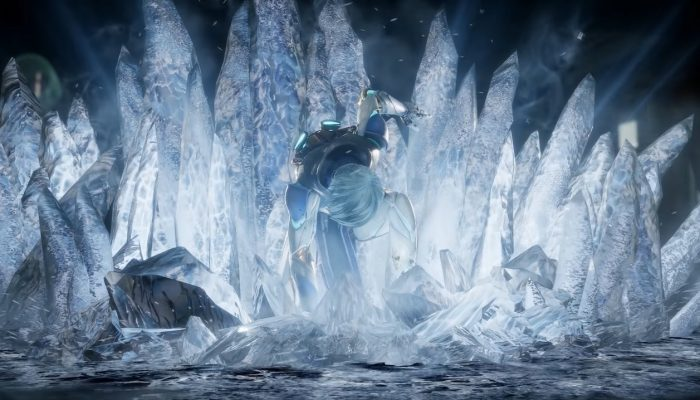 Mortal Kombat 11 – Frost Reveal Trailer