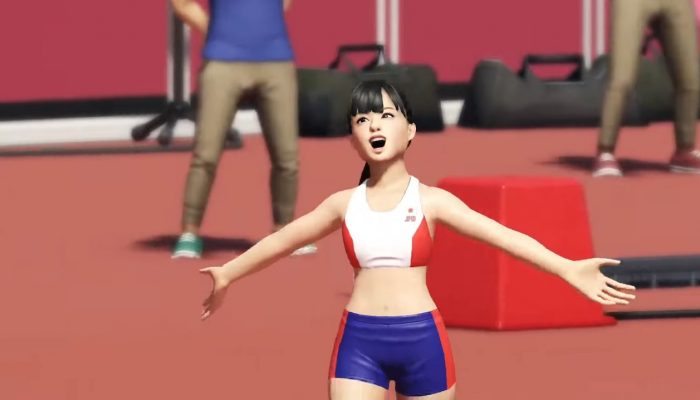 Olympic Games Tokyo 2020: The Official Video Game – Japanese Promotional Trailer