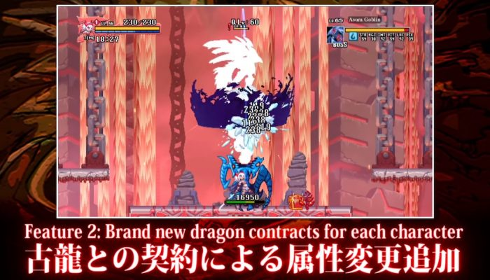 Dragon Marked For Death – New Features (Ver.2.1.0)