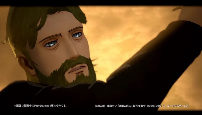 Attack on Titan 2: Final Battle – Fifth Japanese Action Footage
