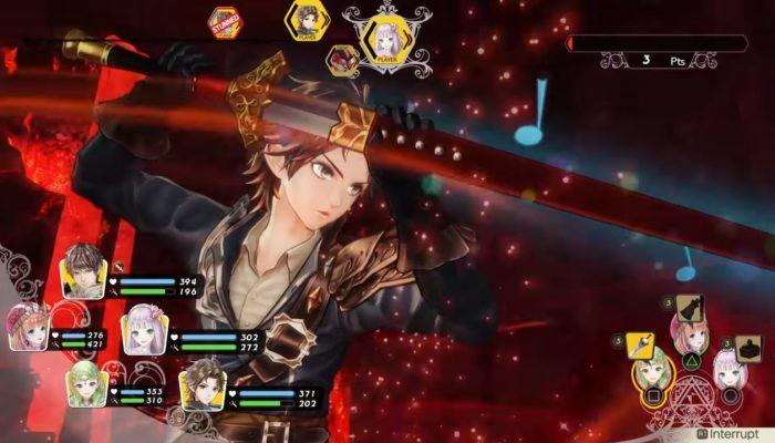 Atelier Lulua: The Scion of Arland – Combat Highlight