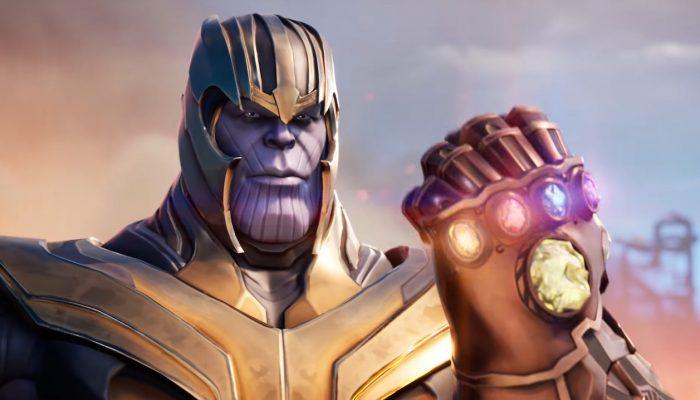 Fortnite – Fortnite X Avengers Endgame Trailer