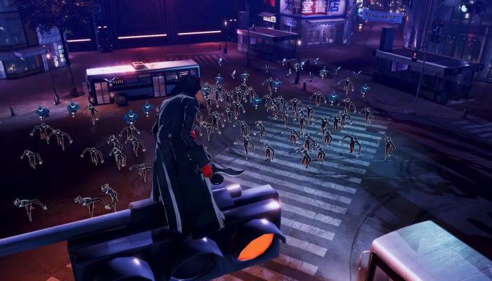 Persona 5 Scramble: The Phantom Strikers – Japanese Teaser Trailer