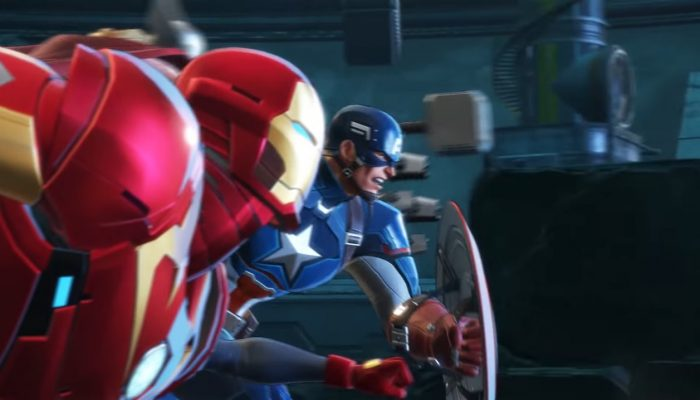 Marvel Ultimate Alliance 3: The Black Order – First Japanese Commercial