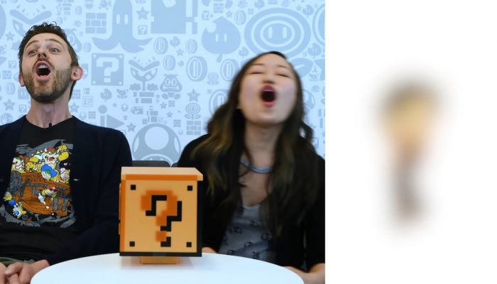 Nintendo Minute – Guess the Nintendo Character Silhouette
