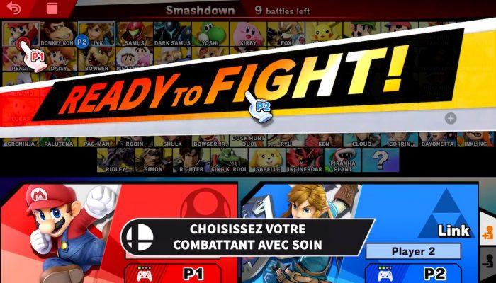 Super Smash Bros. Ultimate European Smash Ball Team Cup 2019 – Les modes de jeu