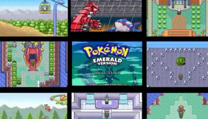 Pokémon Emerald celebrates its fourteen-year anniversary in North America
