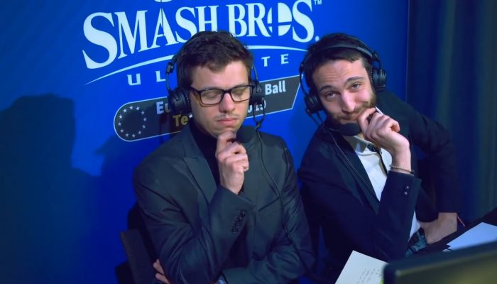 Finales de la Super Smash Bros. Ultimate European Smash Ball Team Cup 2019