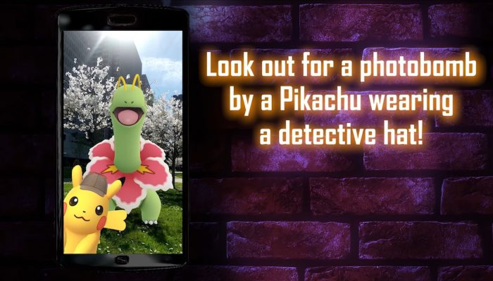 Pokémon Go – Celebrate the launch of Pokémon Detective Pikachu
