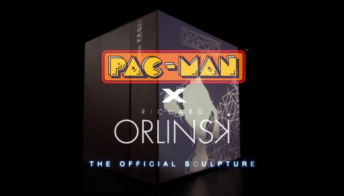 Pac-Man – Pac-Man x Orlinski Official Sculpture