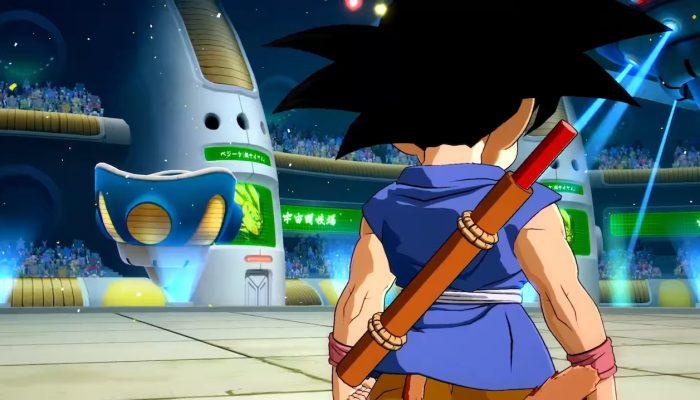 Dragon Ball FighterZ – Goku Day Trailer