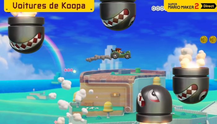 Super Mario Maker 2 Direct – 16.05.2019