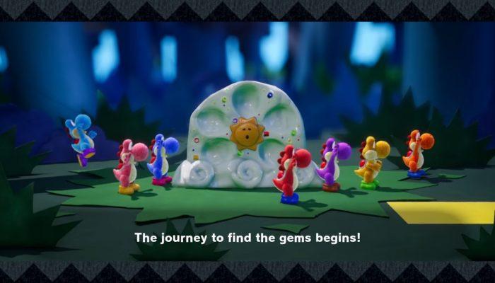 Yoshi's Crafted World – Yoshi 101 Trailer