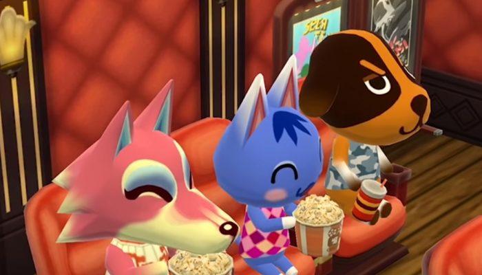 Animal Crossing: Pocket Camp – Apollo's Cinema Cookie