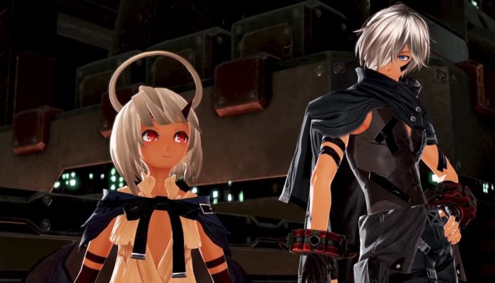 God Eater 3 – Update Version 1.30 Story Trailer