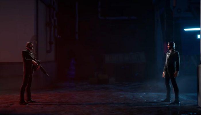 Fortnite – Fortnite x John Wick: Wick's Bounty Trailer