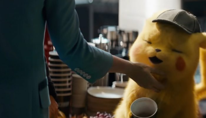 "Pokémon Detective Pikachu – Japanese ""Dance"" and ""Massage"" Commercials"