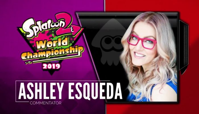 Here are the commentators for the Splatoon 2 World Championship 2019