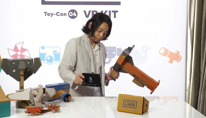 Nintendo Labo – Director Insights, Part 1