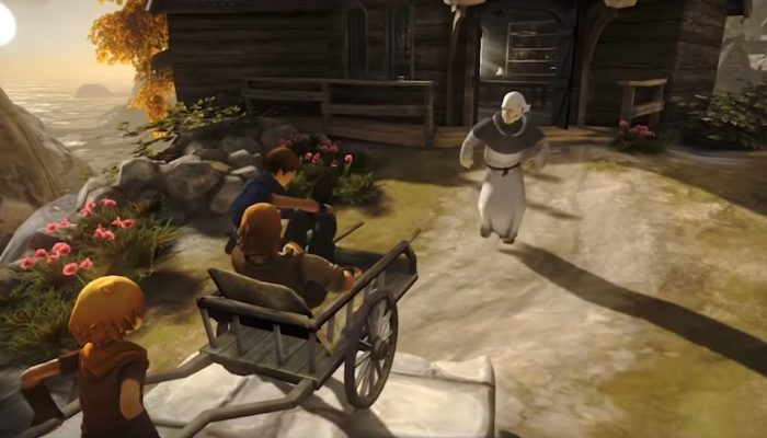 Brothers: A Tale of Two Sons – Nintendo Switch Pre-Order Trailer