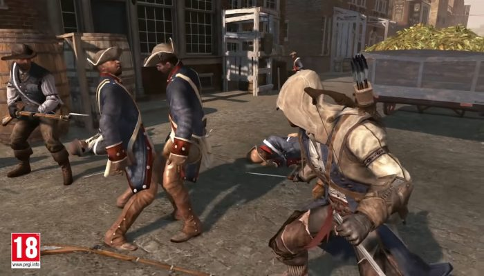 Assassin's Creed III Remastered – Bande-annonce de lancement