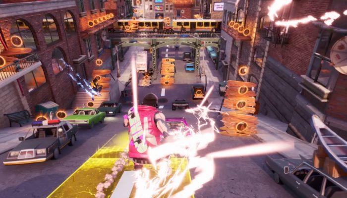 Fortnite – Fortnite X Jumpman Trailer